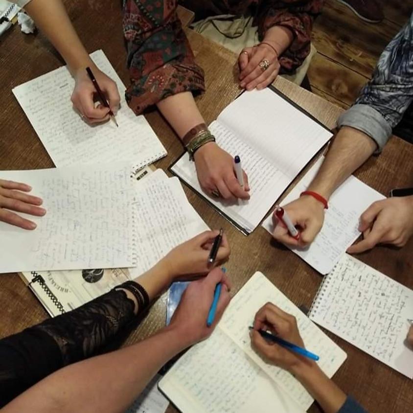 Creative Writing Through Senses   Nino Khundadze
