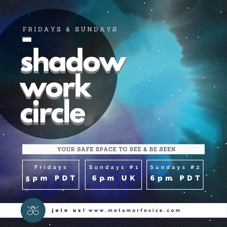 DECOMPRESSION - Shadow Work Circle #2