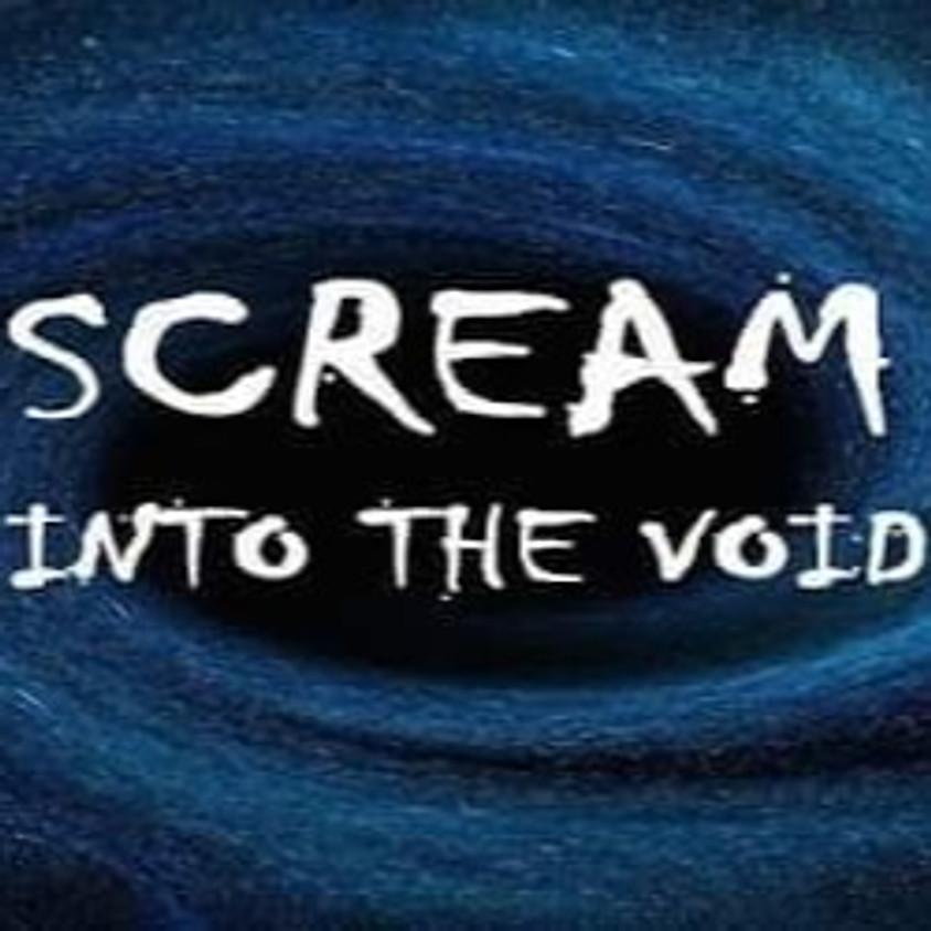 Scream Into the Void | Aleta de Tiburón