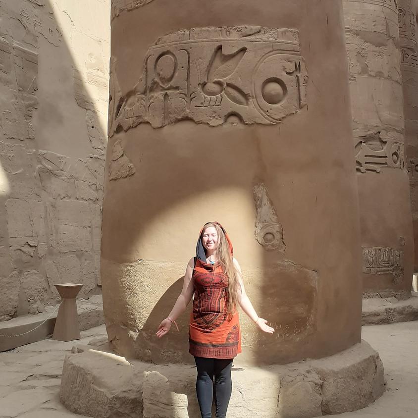 Journey with the Goddess   Rachel Sarah