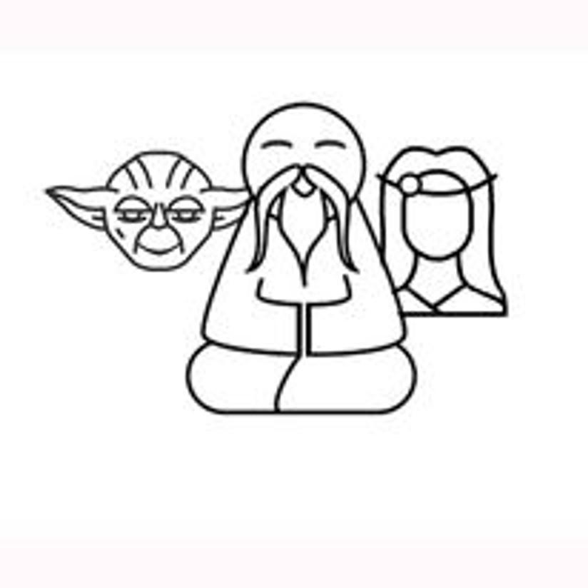 Jedi Guru Muse Circle - Be Your Own Guide | Sunil Panchal & Blanche Baxter