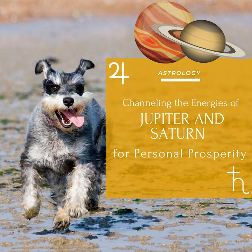 Channeling the Energies of Jupiter and Saturn for Personal Prosperity   Łukasz Ryś Goliński