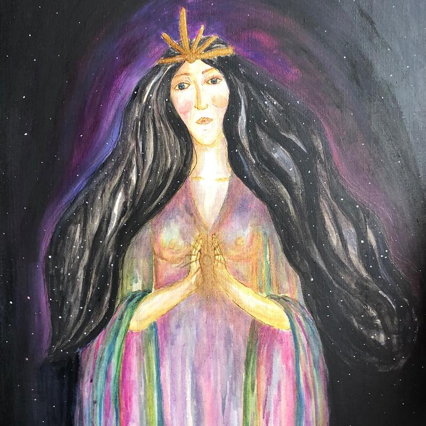 Shadow Goddess Meditation with Adrienn (Hungary)