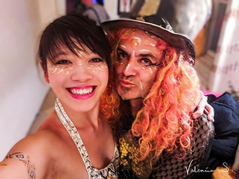 Mata Hari and I