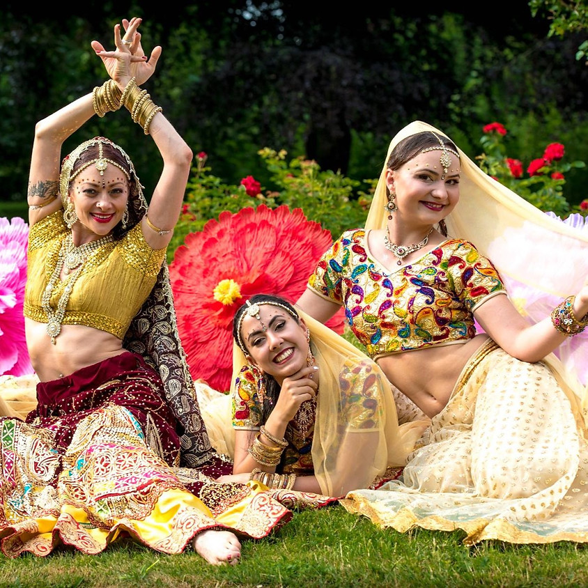 Bollywood Dance Performance, Movements and Symbolism   Imane Safer