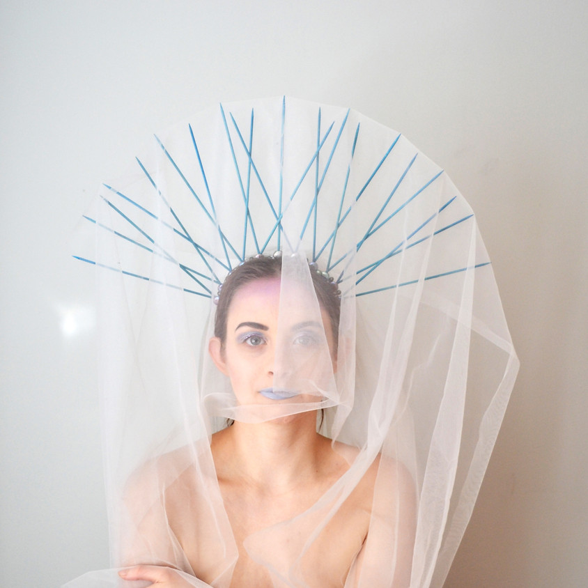 The Artist as the Psychic with Skye Marinda (USA)