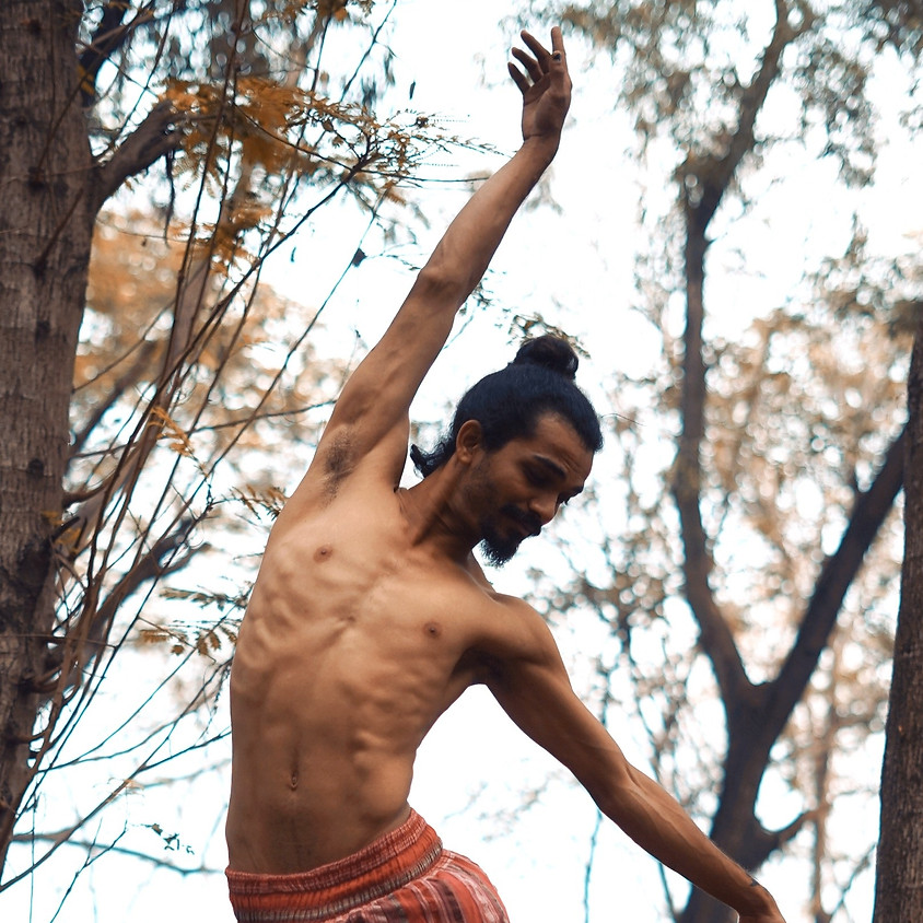 Show and Jam #1 Closing Act: Whacking and Contemporary Dance | Nikhil Thamke