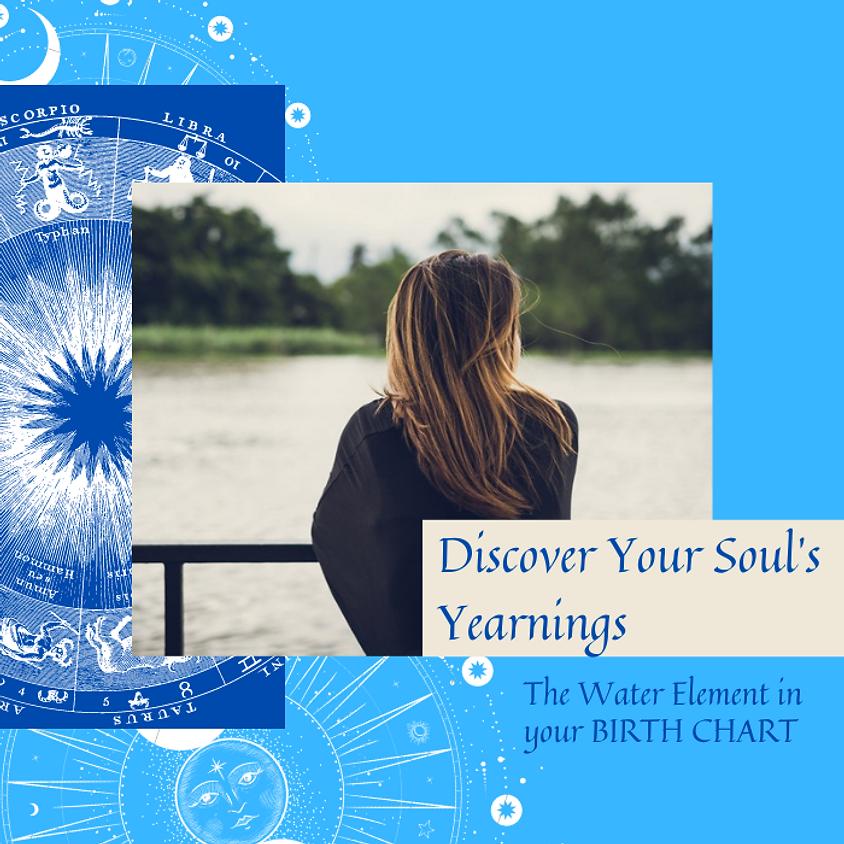 Discover your Soul's Yearnings through your Birth Chart | Łukasz Ryś Goliński