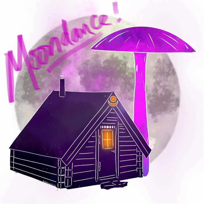 Moondance: Full Moon Ecstatic Dance | Laura Wolfe & Surprise Guest
