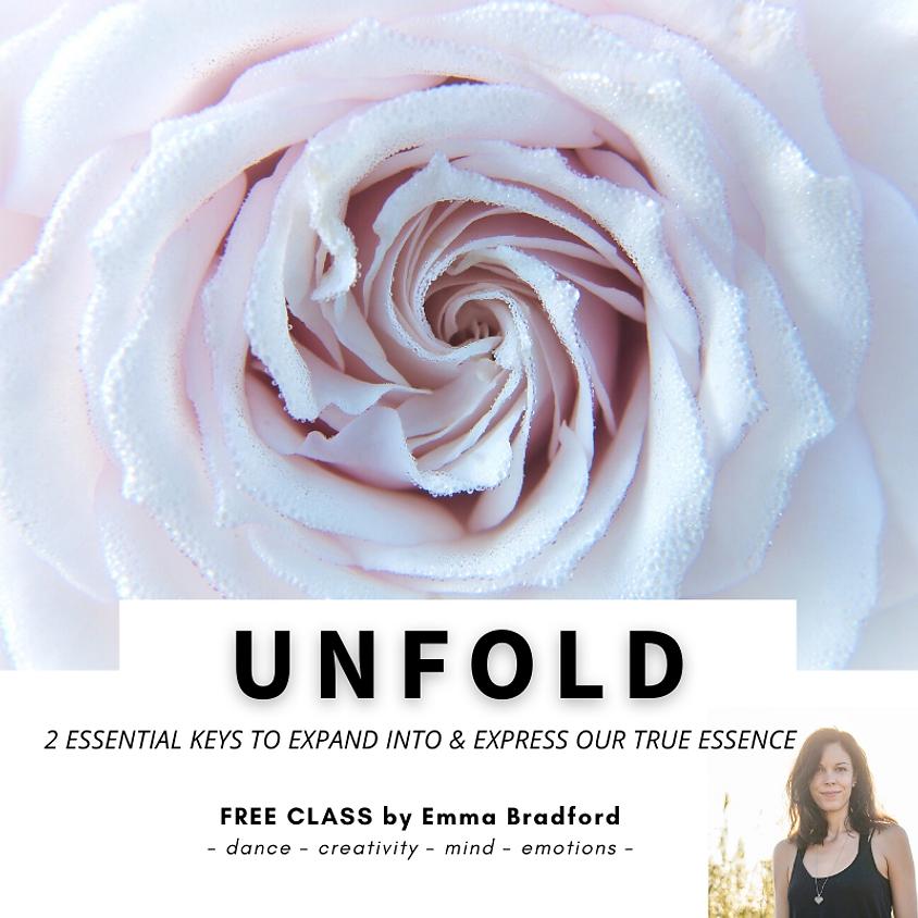 Unfold   Emma Bradford