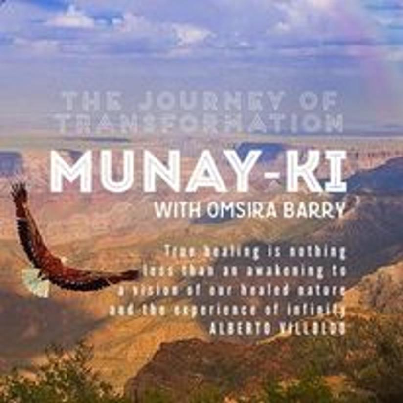 Munay-Ki Circle   Omsira Barry
