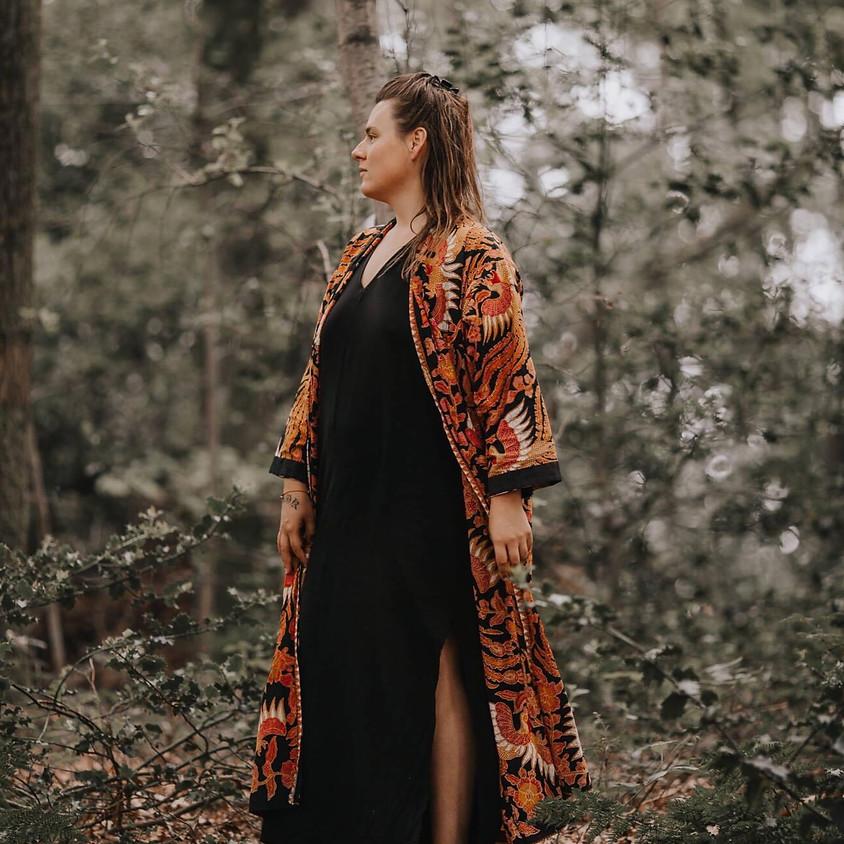 Breathwork - Loving Our Shadows with Soraya Steen (Netherlands/India)