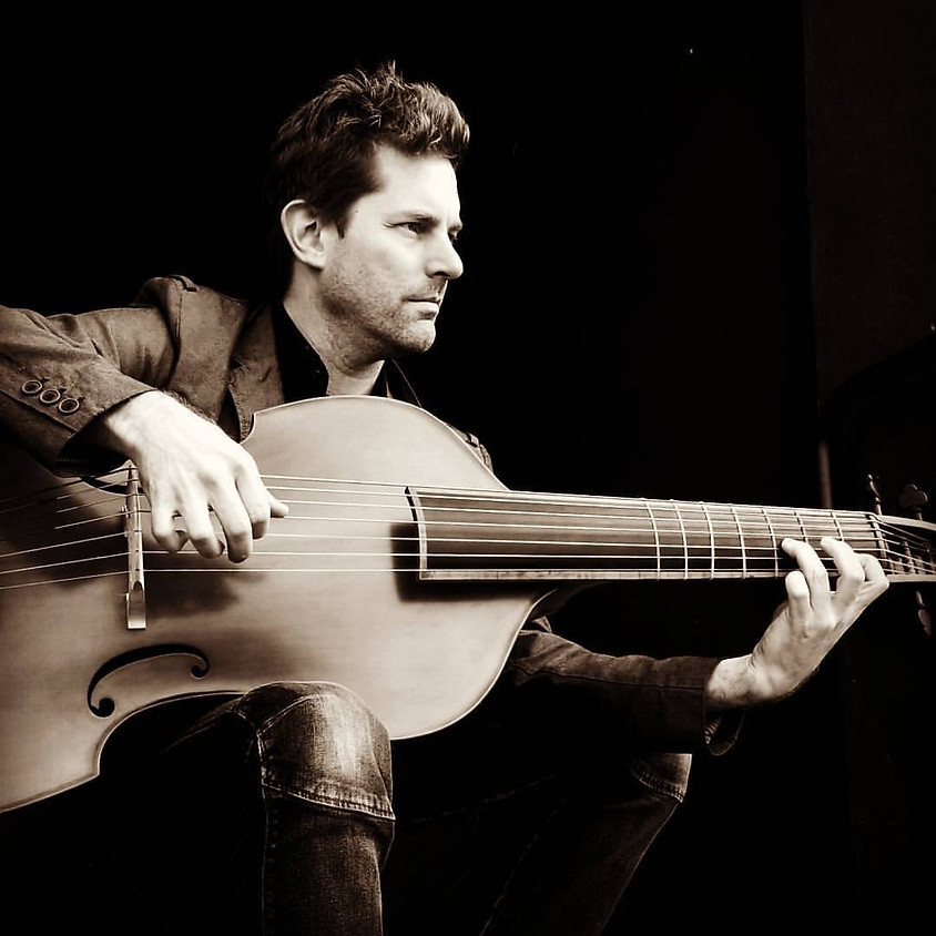 Multi-instrumental Live Looping | Daniel Berkman