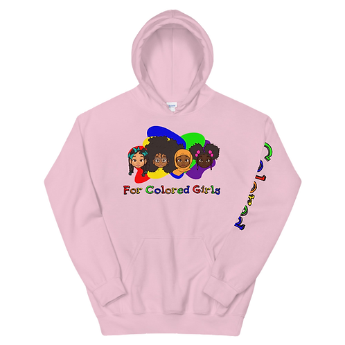 For Colored Girls Hoodie