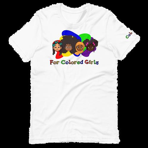 For Colored Girls Short-Sleeve Unisex T-Shirt
