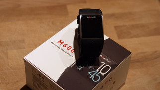 Montre Polar M600 : le test