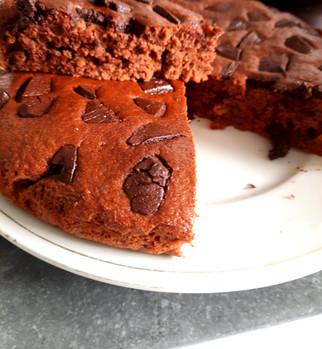 Gâteau de l'effort au cacao 💪🏃♀️