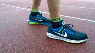 Nike Structure 20 : le test