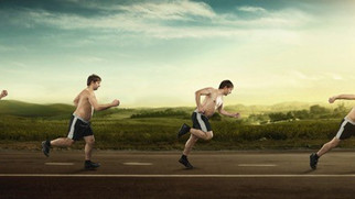 Courir après les kilos