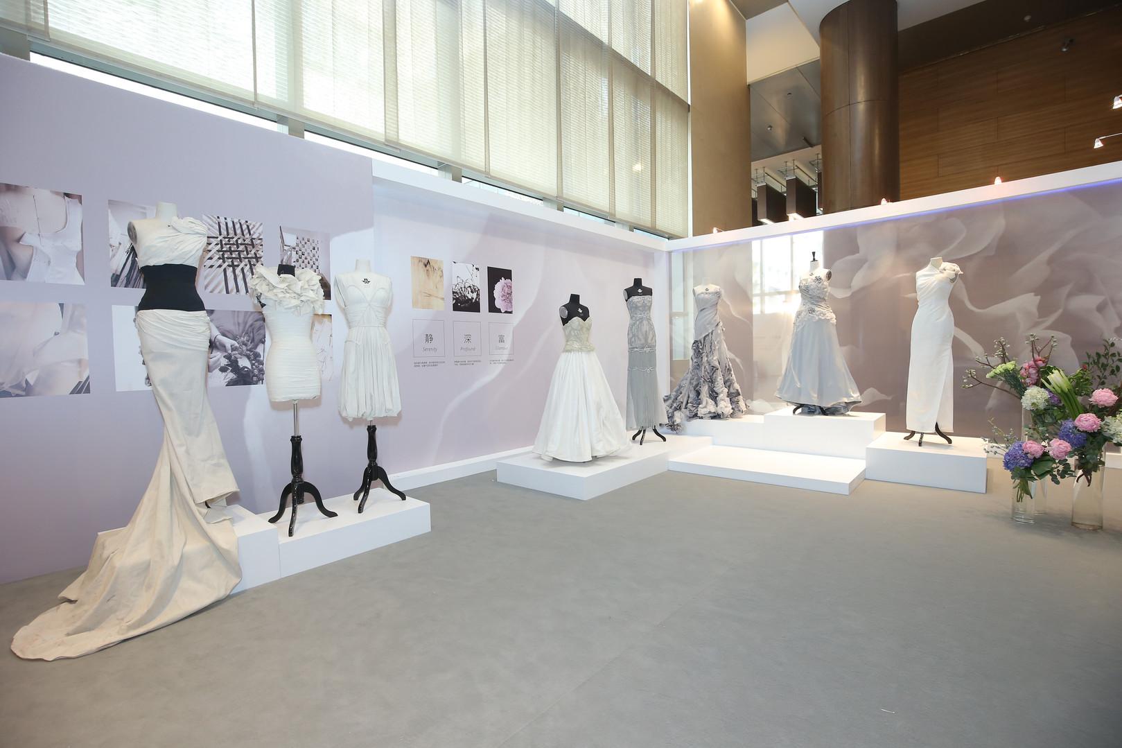 Runway show exhibit design