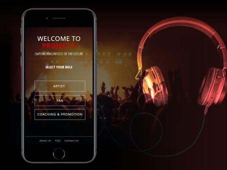 Project 5: Music Platform