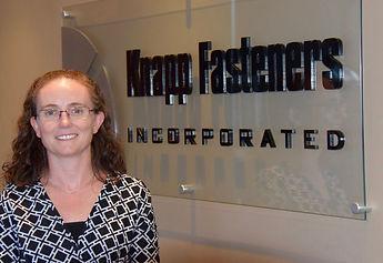 Knapp's Quality Assurance Specialist Laura Nevile