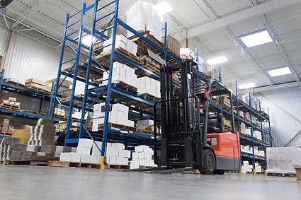 Knapp Fateners Warehouse Lift