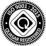 ISO 2009:2015 Certified Logo