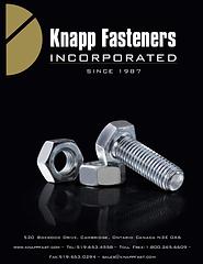 Knapp Fasteners Product Brochure