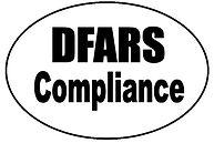 DFARS Compliance Logo