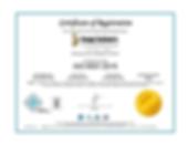 Knapp Fasteners ISO Certificate