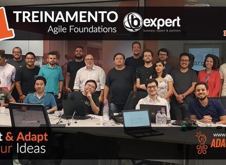 Treinamento Agile Foundations na BExpert | São Paulo | Novembro 2019