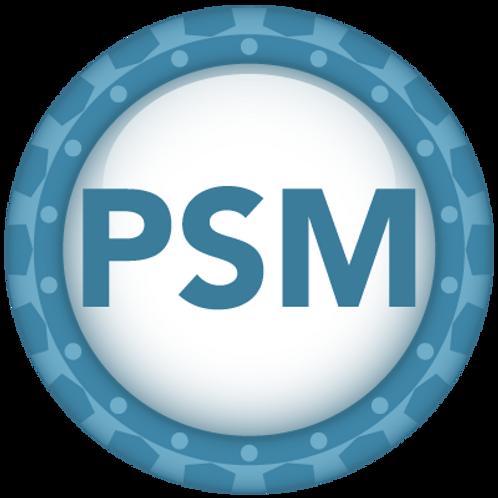 Pré-Venda - Professional Scrum Master - SP - OFICIAL Scrum.org