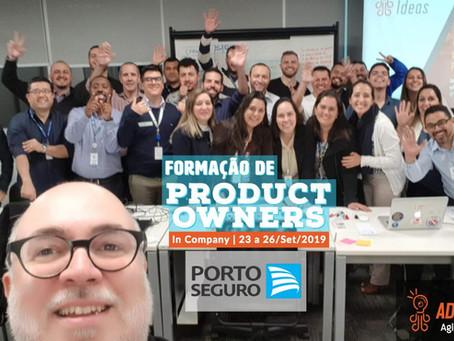 Formação de Product Owners in Company | Porto Seguro | Set/2019