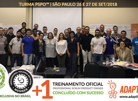 PSPO-SP   TURMA 26 E 27 DE SET/2018