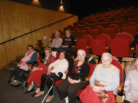 Sortie au cinéma