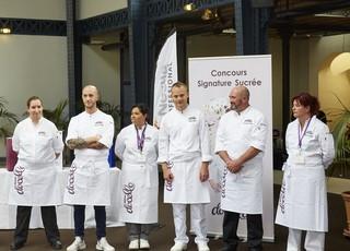 """Concours national Nestlé """"signature Docello"""" Absolument chocolat : La 3eme place pour Dali"""
