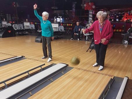 Le bowling cela maintien en forme la preuve !