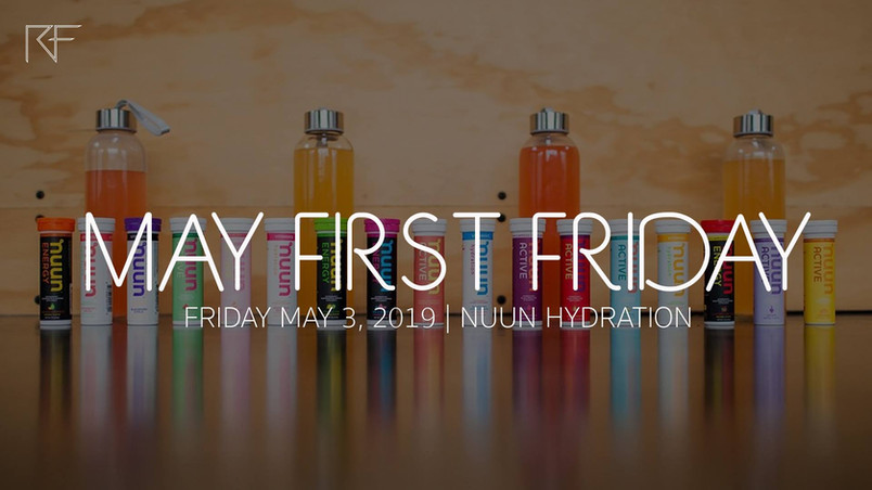 May 2019 Reign First Friday