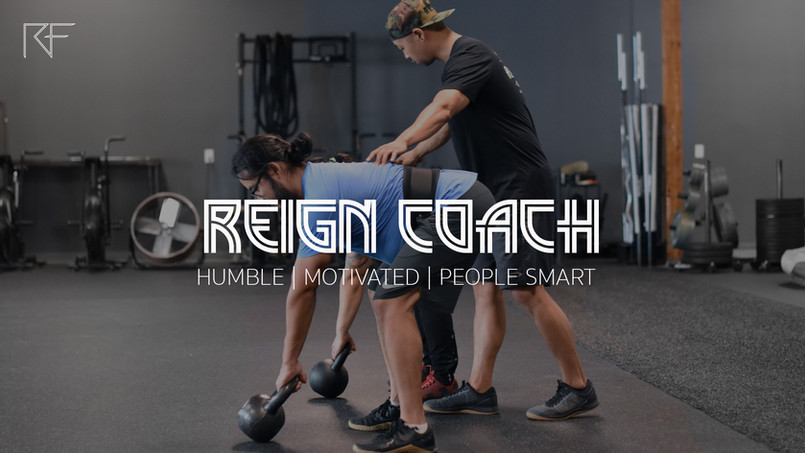 Reign Coach & Interns