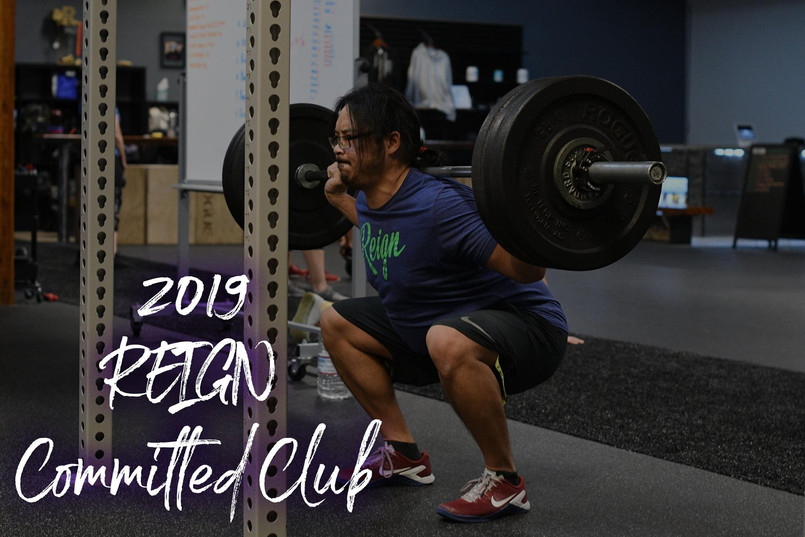 January 2019 Committed Club