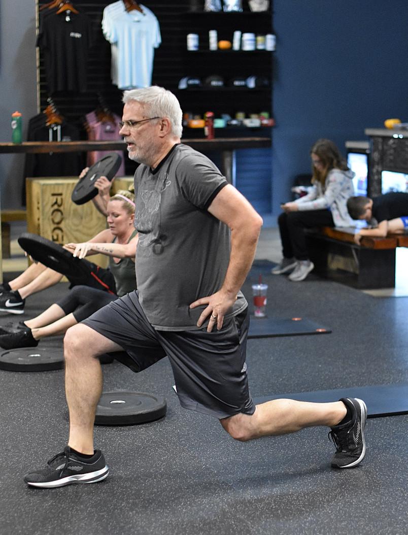 Reign Member Spotlight 2018   Movember Edition: Mark Ledbury
