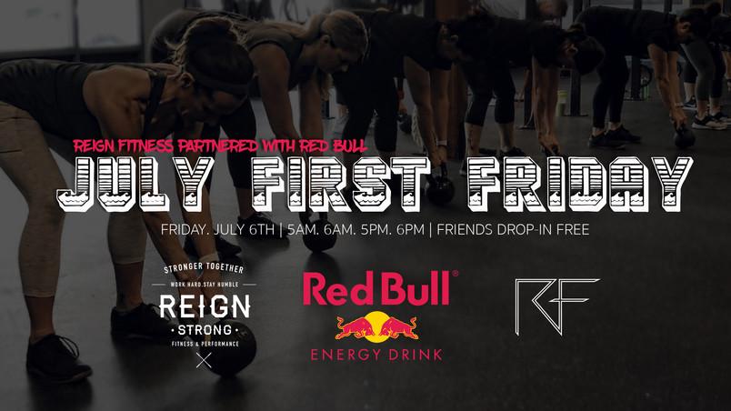 What's Going Down Reign Summer 2018?   Reign Fitness Summer Schedule