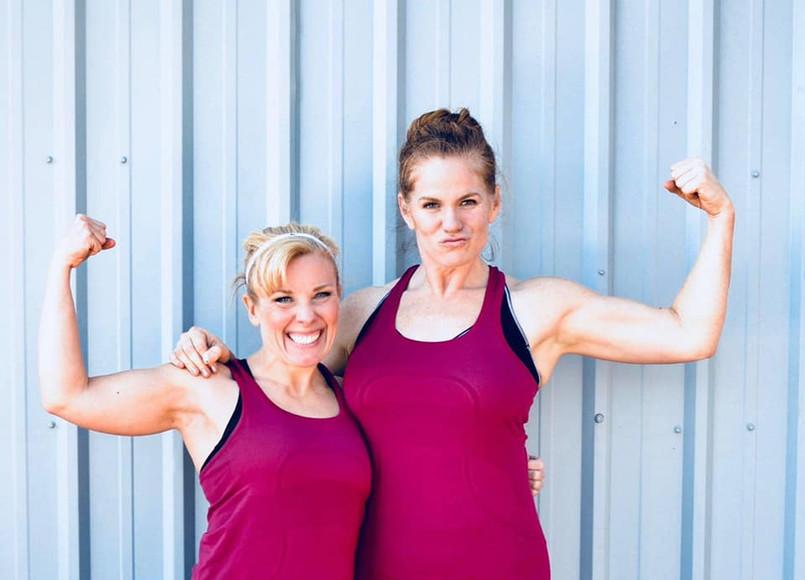 Reign Fitness Member Spotlight   February 2020