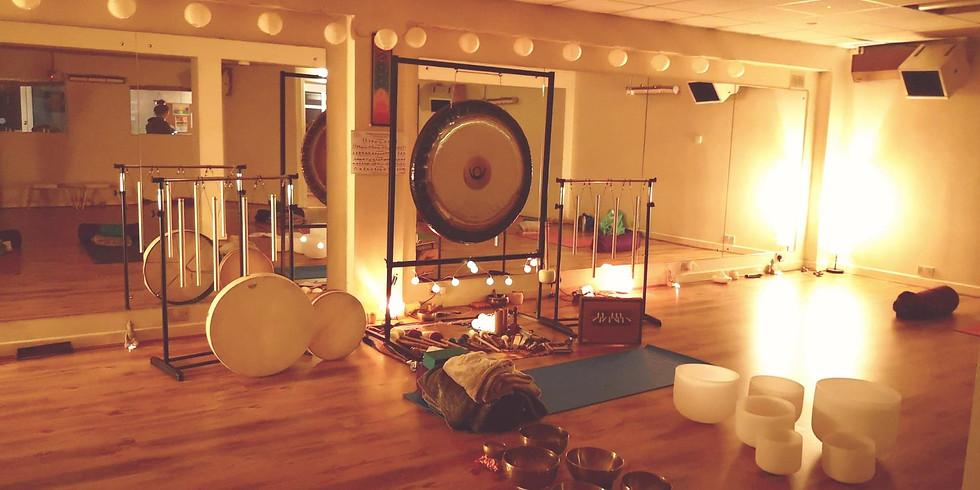 Yoga Nidra & Sound Bath - Dundrum