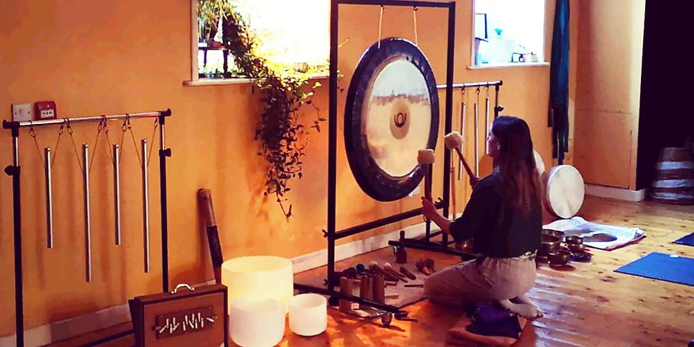Candlelit Restorative Yoga & Sound Bath
