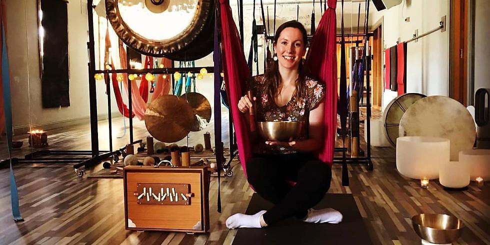 Dingle - Sound bath & Hawaiian Lomi Lomi with Singing Bowl Therapy