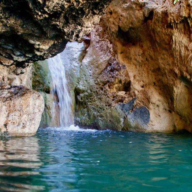 Ongongo fountain