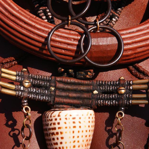 Ovahimba neck piece