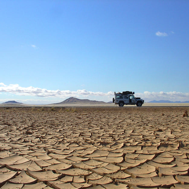 Henry in Southern Namibia
